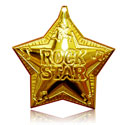 Running 5 races guarantees you to be a Rock Star!