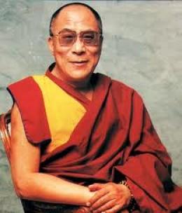 The Dalhi Lama