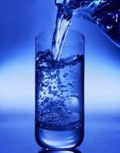 Do you like your water plain or flavored? Do you drink it every day?