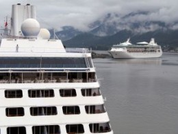 Alaskan cruises are growing in popularity for summer vacationers.
