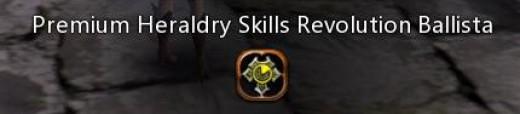Heraldy Skills - Reduce Cooldown Plate