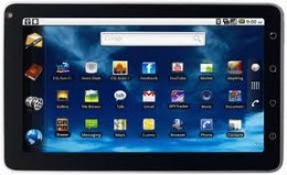 S-Mobility has come out with a Tablet Spice MiTab priced at Rs.12990