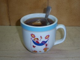 Do you brew your tea in a mug?....