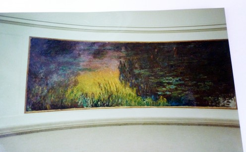 Photograph taken at Musee L'Orangerie Paris