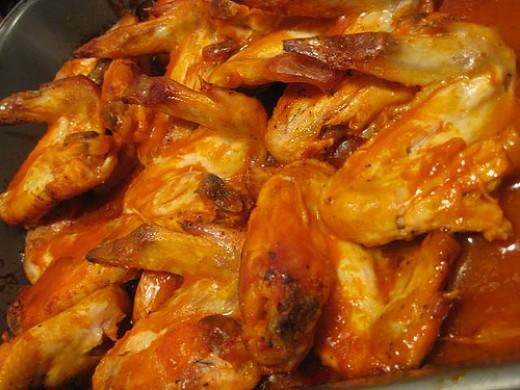 wings coca cola glazed wings hoisin glazed chicken wings hoisin glazed ...
