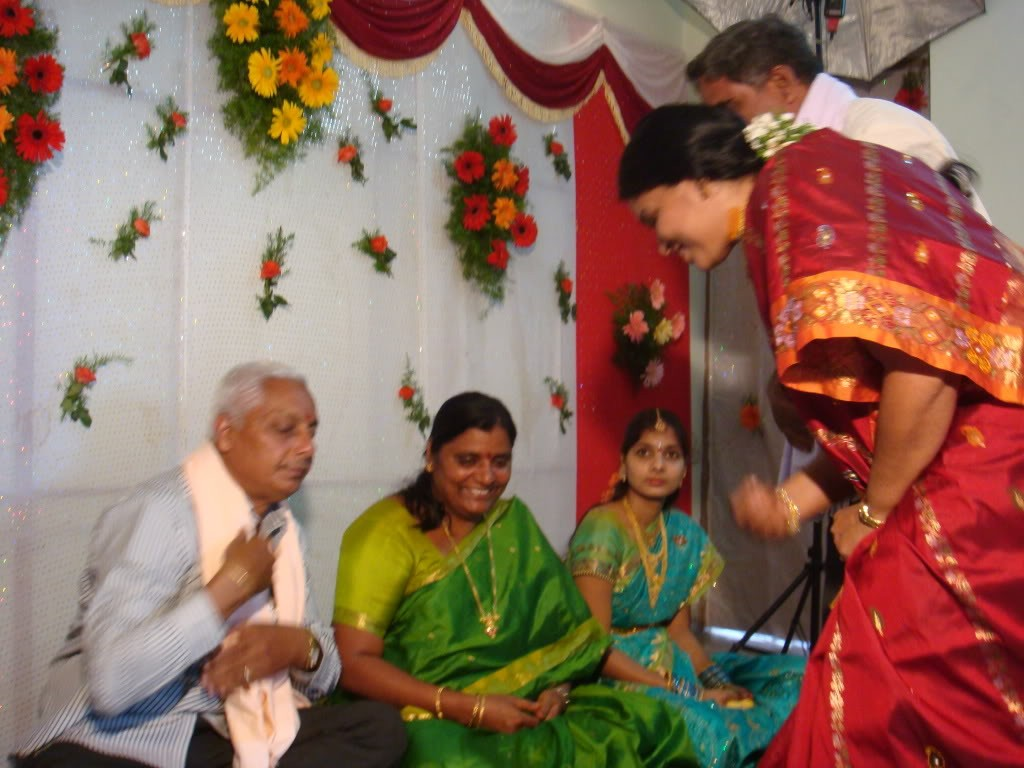 Traditional Arranged Marriages