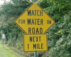 Flood Watches, Flood Warnings, and Flood Preparedness