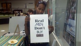 """Real MEN Don't Buy """"Girls!"""" Heck, Real Women Don't Buy """"Girls"""" either."""