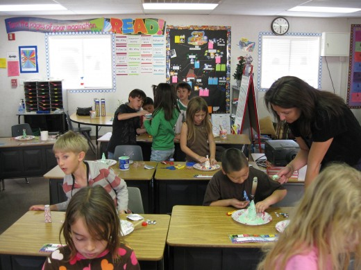 Schools that offer foreign language and music score higher on standardized testing.