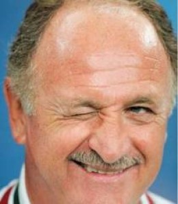 Why not consider appointing Scolari as the England Manager?