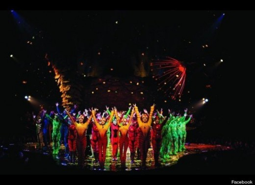 Cirque de Soliel:OVO