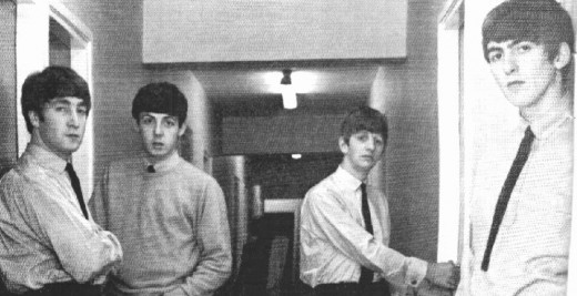 Beatles in 1963