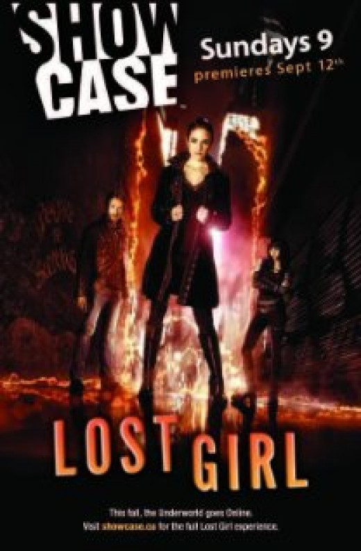 Lost Girl airs on Monday nights at 10 PM on the SyFy network in the United States