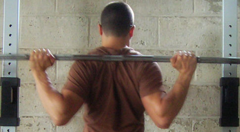 Barbell Placement