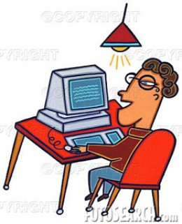 Finding Resources for Online and Freelance Writers (Image source: www.fotosearch.com)