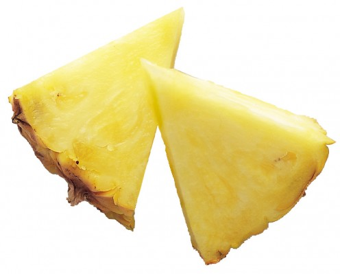 Pineapple Wedges