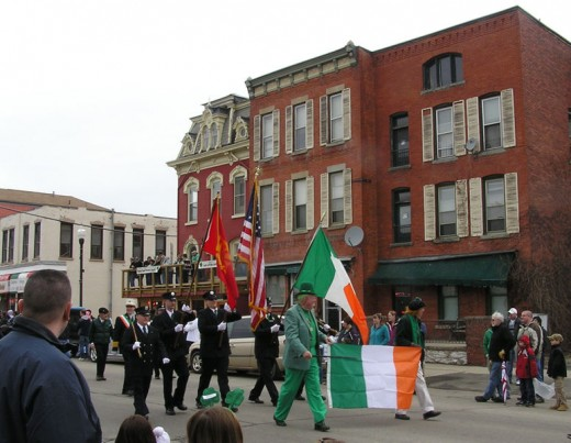 St. Patrick's Day Parade - New York City - March 12, 2011