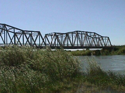 Government Bridge, the location that Lisa Marie Kimmell was murdered by Dale Wayne Eaton.