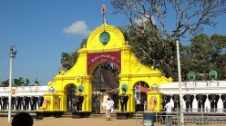 The Holy City of Kataragama, Sri Lanka