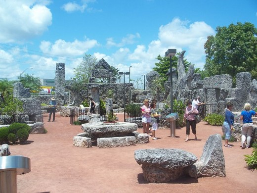 Coral Castle Tourist Attraction