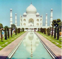 A Lasting Legacy of Mughals...The Taj Mahal