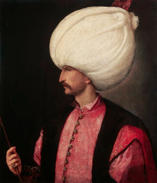 "The Greatest Ottoman Sultan Suleyman ""The Magnificent"""