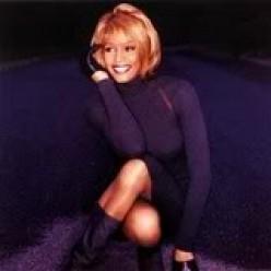 Whitney Houston, the religious singer turned pop powerhouse.