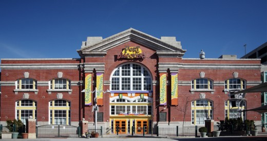 Port Discovery Children's Museum in Baltimore