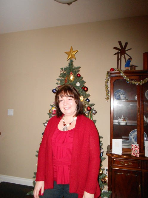 My weight loss: December 26th @ 164 lbs