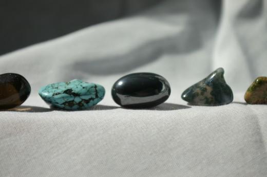 Magickal stones
