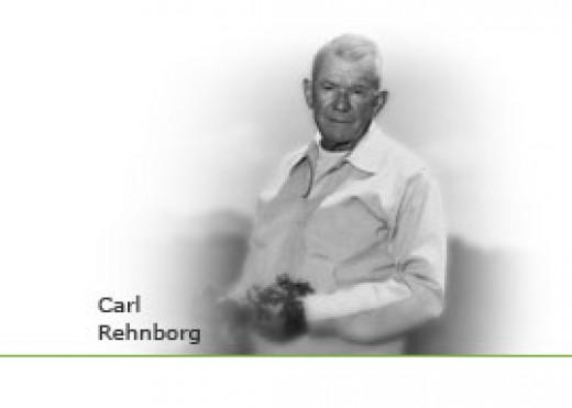 The inventor of the Multi-Vitamin Multi-Mineral, Carl Rehnborg