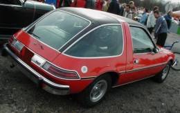 Sure, the Pacer was ugly and suitable only to be driven by Wayne and Garth, but you could see out of it!