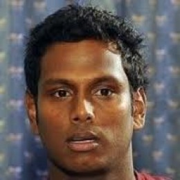 Angelo Matthews - will he repeat his feat in tomorow's match against India?