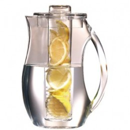 Prodyne Fruit Infusion Natural Fruit Flavor Pitcher by Prodyne