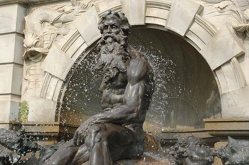 Persian Fountain