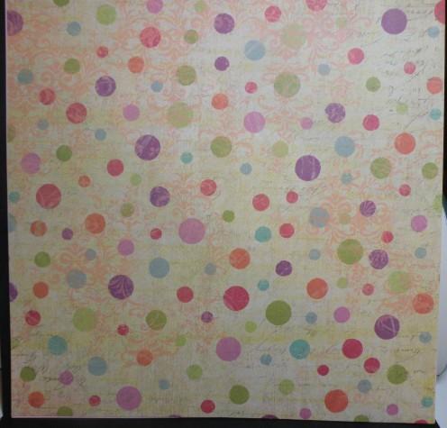 Cardstock background 12x12