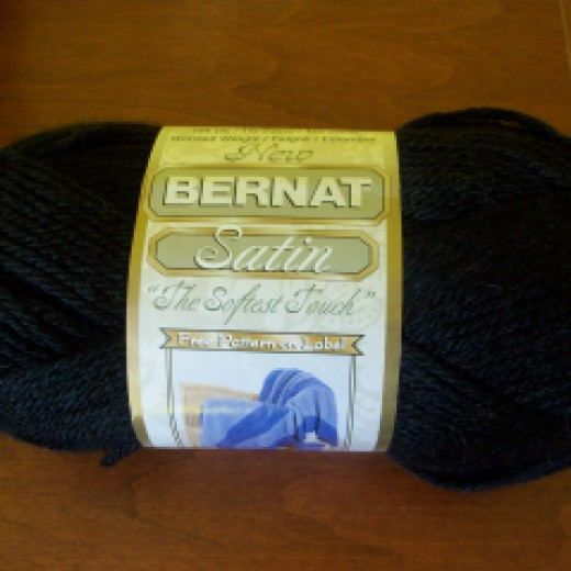 Bernat Satin - The Softest Touch