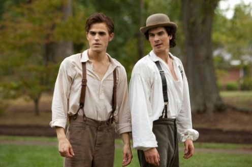 The Salvatore Brothers Before They became Vampires