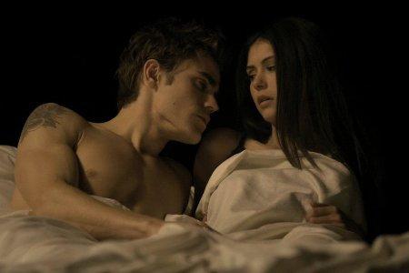 Stefan and Elena Sleep Together