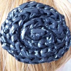 Plarn Hair Barrette