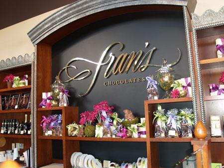 Fran's Chocolate Store in University Village