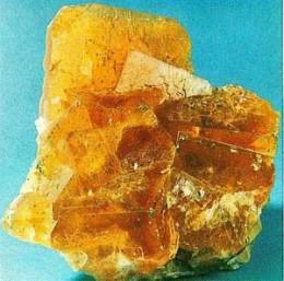 Yellow Flourite