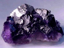 Purple Flourite
