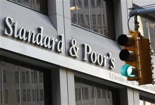 Standard 7 Poor's rating agency