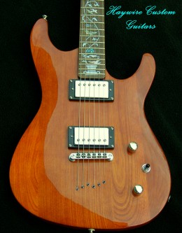 Haywire Custom Guitars Inc.-Telestrater
