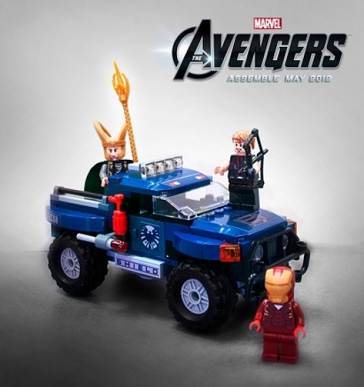 LEGO Marvel's Avengers Has A Release Date - IGN