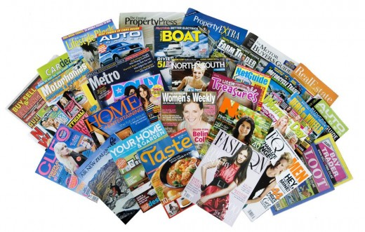Pile of magazines to get published in (Image source: www.acpmedia.co.nz)