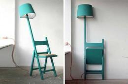 chair lamp