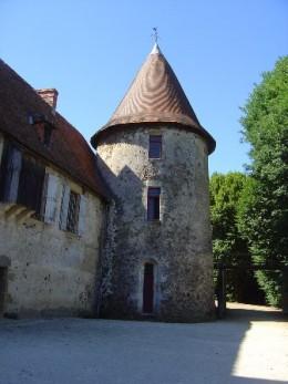 Chateau de Peyras, about 30 minutes from Les Trois Chenes