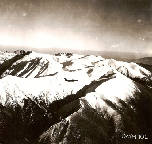 OLYMPUS MOUNTAIN - CENTRAL GREECE - Gods Mountain